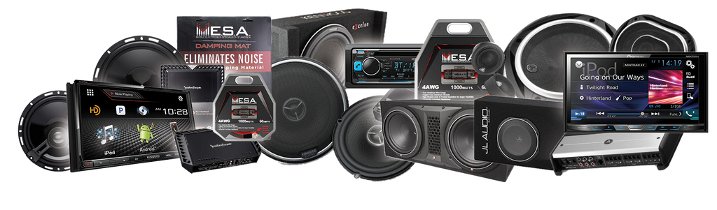 Car Audio 6 Charlotte Area Stores Quality Products