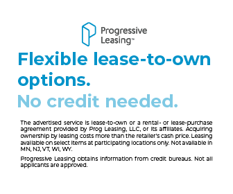 Flexible Lease To Own Options - No Credit Needed