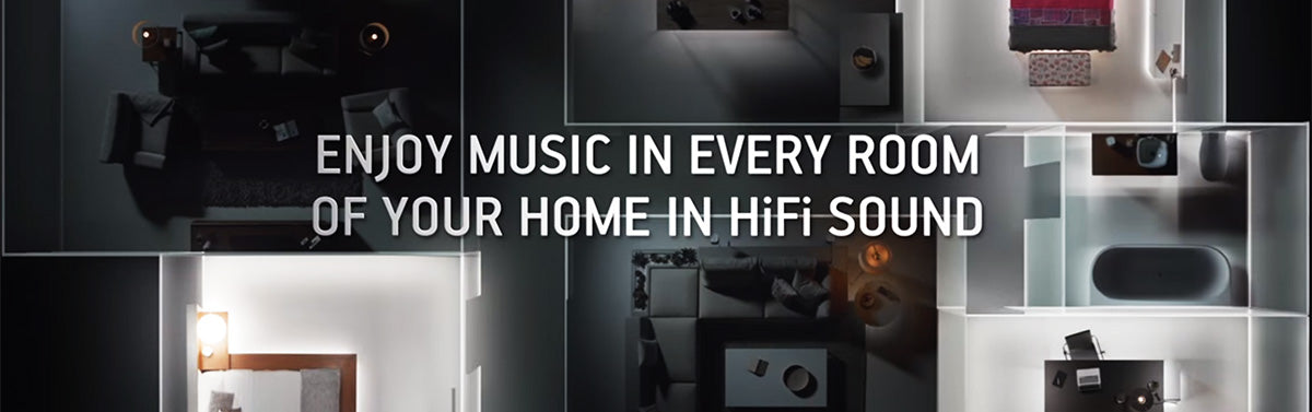 Home Audio - Music control from any device – Freeman's Car