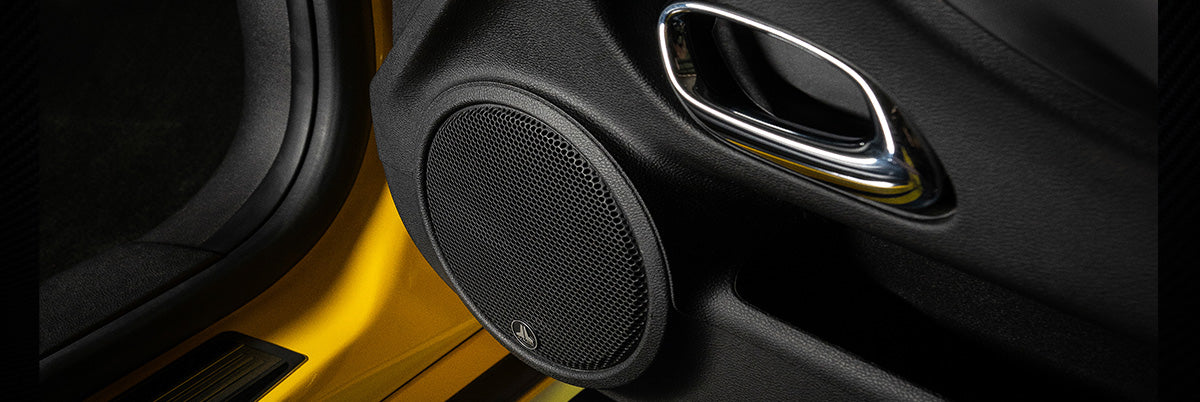 JL Audio Door Speakers