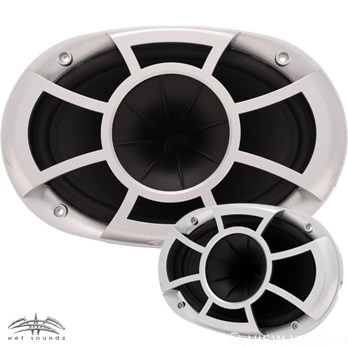 "Wet Sounds PRO 696RS 6"" X 9"" HLCD SPEAKER"