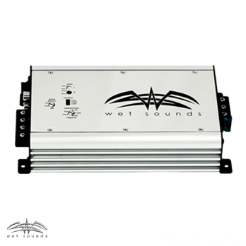 Wet Sounds SYN MICRO 2 Channel Class H Amplifier