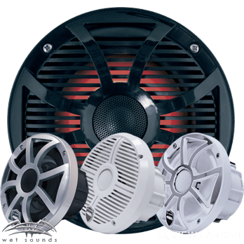 "Wet Sounds REVO6XSS 6.5"" Marine Coaxial Speaker"