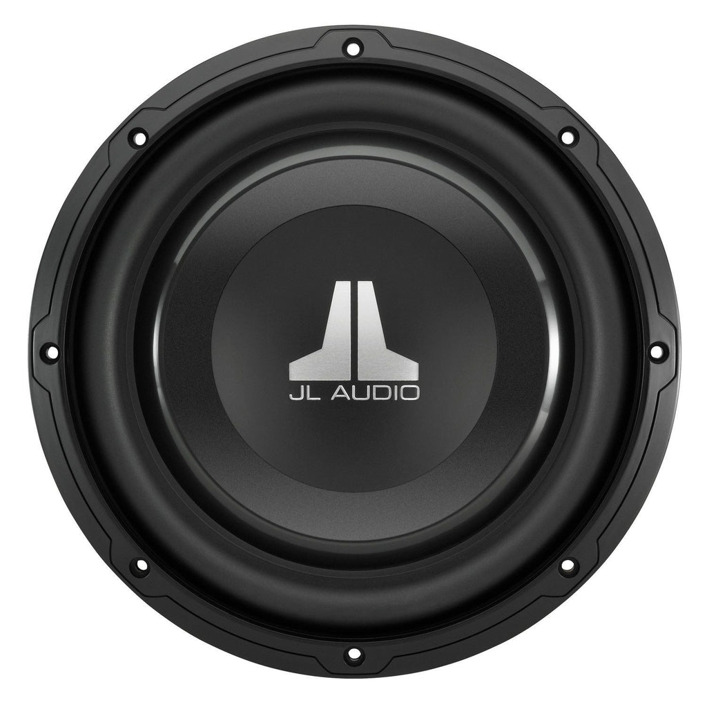 JL AUDIO 10W1v3-4 - W1v3 10-inch Subwoofer Driver (300 W, 4 Ω) - Freeman's Car Stereo