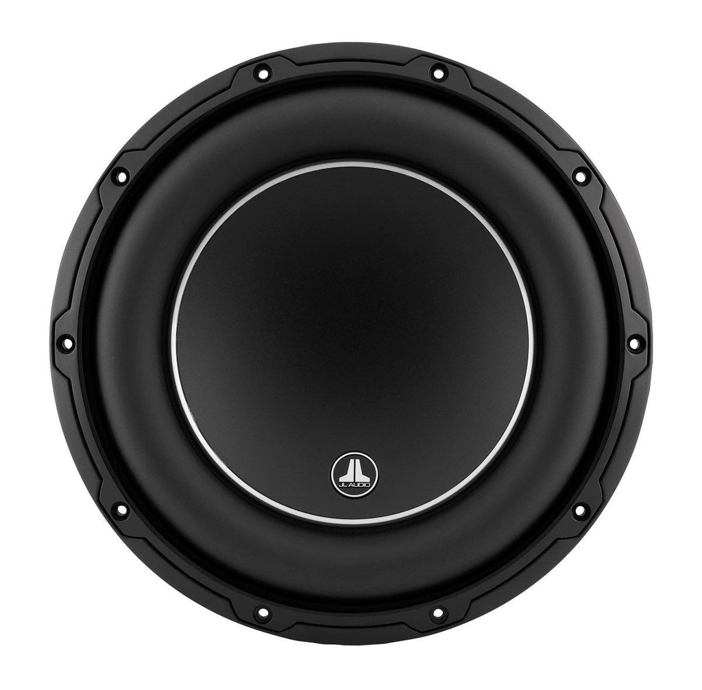 JL AUDIO 10W6v3-D4 - W6v3 10-inch Subwoofer Driver (600 W, dual 4 Ω voice coils) - Freeman's Car Stereo