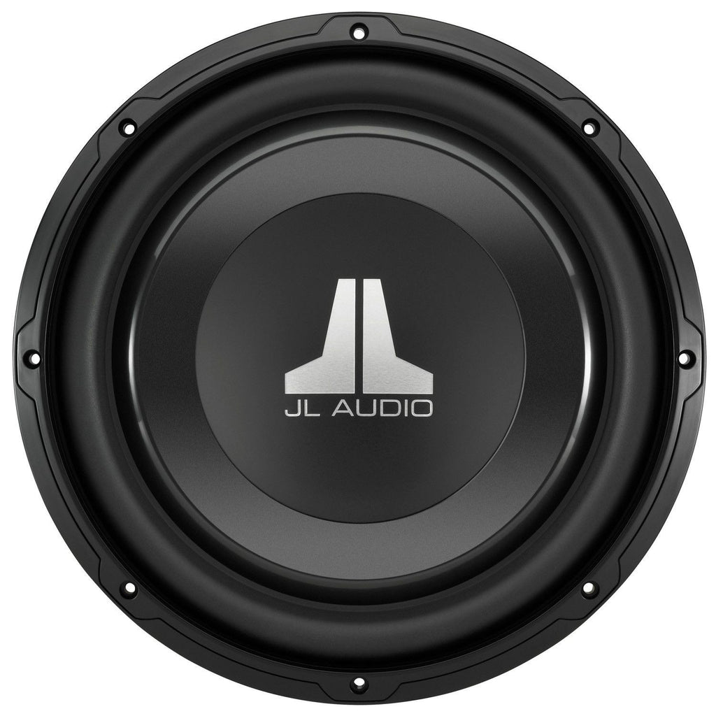 JL AUDIO 12W1v3-4 - W1v3 12-inch Subwoofer Driver (300 W, 4 Ω) - Freeman's Car Stereo