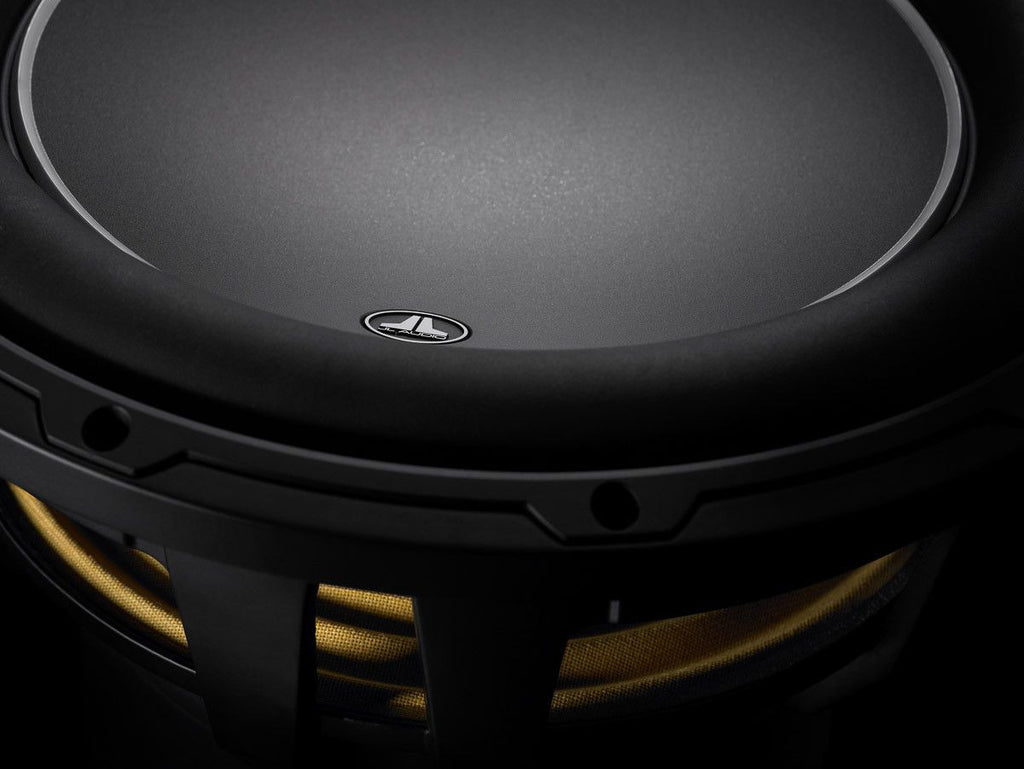 JL AUDIO 12W6v3-D4 - 12-inch (300 mm) Subwoofer Driver, Dual 4 Ω - Freeman's Car Stereo