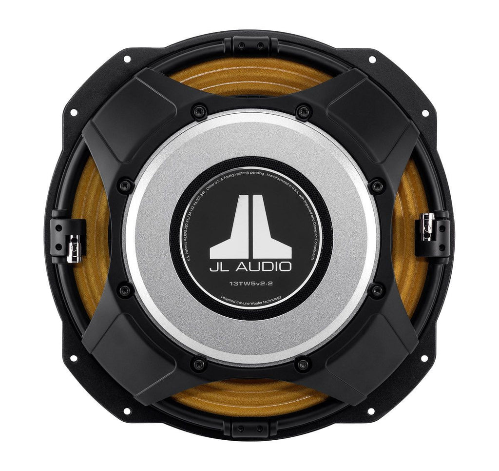 JL AUDIO 13TW5v2-2 - Freeman's Car Stereo