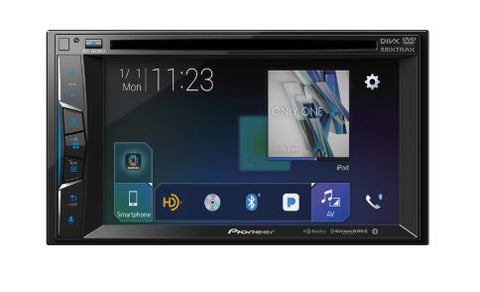 Kenwood DDX9904s - Apple CarPlay™, Android Auto™, Bluetooth®, HD Radio™, SiriusXM-Ready