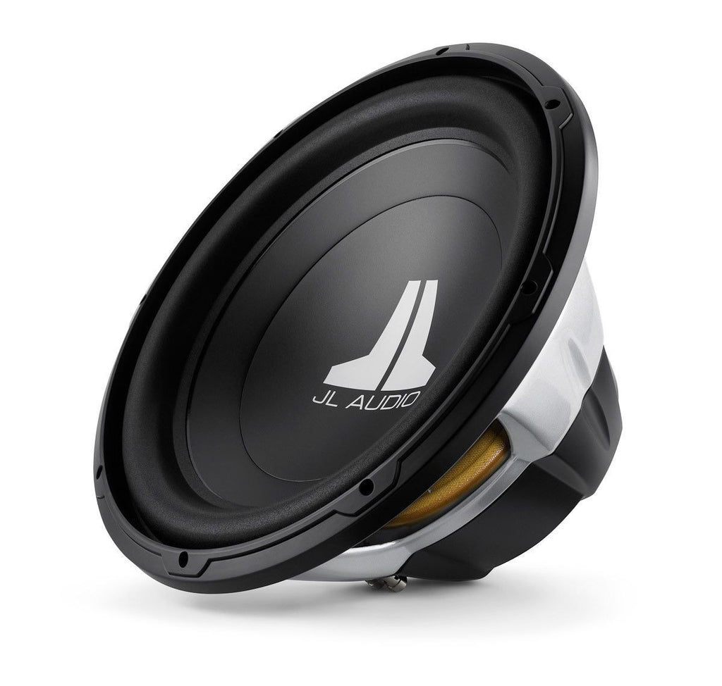 JL AUDIO 15W0v3-4 - W0v3 15-inch Subwoofer Driver (500 W, 4 Ω) - Freeman's Car Stereo