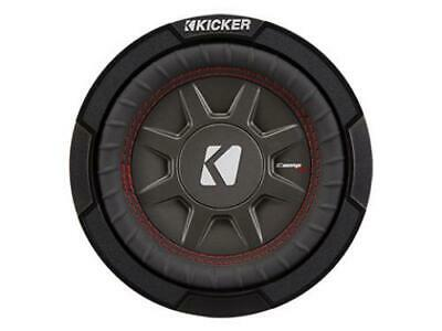 Kicker 43CWRT672 CompRT 6.75-inch Subwoofer, Dual Voice Coil, 2-Ohm, 150W