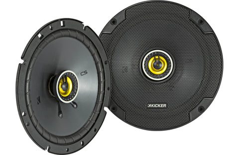 "Hertz Cento CX100 - 4"" 2-Way Cento Series Coaxial Speaker"