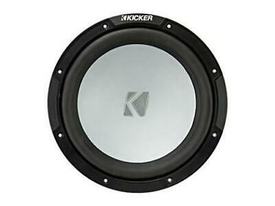 "Kicker 45KMF102 10"" 2 Ohm Weather-Proof Freeair Marine Subwoofer - Freeman's Car Stereo"