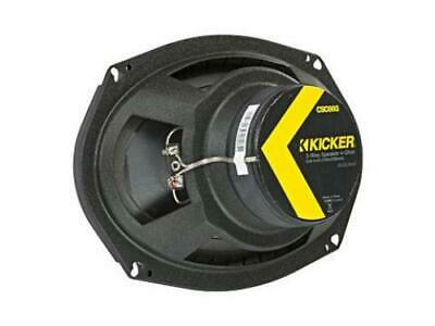 Kicker 46CSC6934 CS-Series 6x9-inch 3-Way Speakers - Freeman's Car Stereo