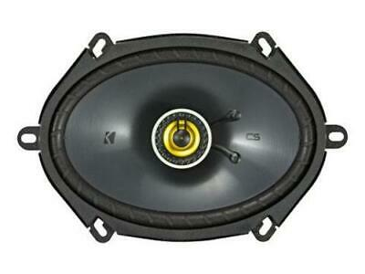 Kicker 46CSC684 CS-Series 6x8-inch Coaxial Speakers - Freeman's Car Stereo