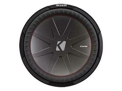Kicker 43CWR152 CompR 15-Inch Subwoofer, Dual Voice Coil, 2-Ohm, 800W - Freeman's Car Stereo