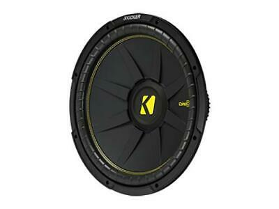 "Kicker 44CWCS154 CompC 15"" Subwoofer, Single Voice Coil, 4-Ohm, 600W - Freeman's Car Stereo"