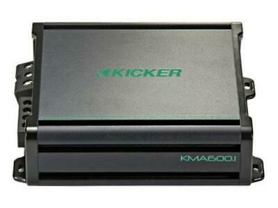 Kicker 45KMA600.1 600-Watt Weather-Resistant Mono Subwoofer Amplifier - Freeman's Car Stereo