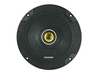 Kicker 46CSC654 CS-Series 6-1/2-inch Coaxial Speakers - Freeman's Car Stereo