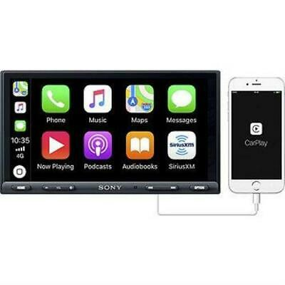 "Sony XAV-AX5000 6.95"" CarPlay/Android Auto Media Receiver with Bluetooth - Freeman's Car Stereo"