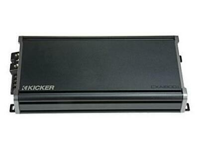 Kicker 46CXA1800.1 Mono Amplifier - 1,800 watts RMS x 1 at 2 ohms - Freeman's Car Stereo
