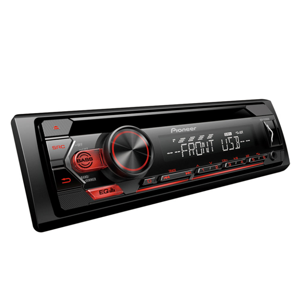 Pioneer DEH-S1200UB CD Receiver with Pioneer ARC - Freeman's Car Stereo