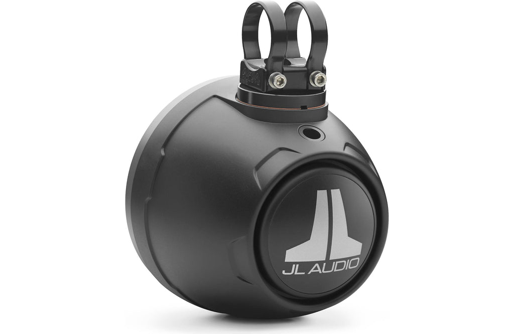 JL Audio M3-650VEX-MBSGM - 6.5-inch Premium Enclosed Coaxial Tower Speaker System, Black - Freeman's Car Stereo