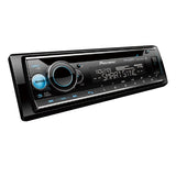 Pioneer DEH-S6220BT In-Dash CD/DM and Bluetooth Receiver - SiriusXM Ready - Freeman's Car Stereo