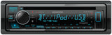 Kenwood Excelon KDC-X304 CD Receiver with Bluetooth - Freeman's Car Stereo