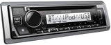 Kenwood KMR-D378BT Marine CD Receiver with Bluetooth - Freeman's Car Stereo