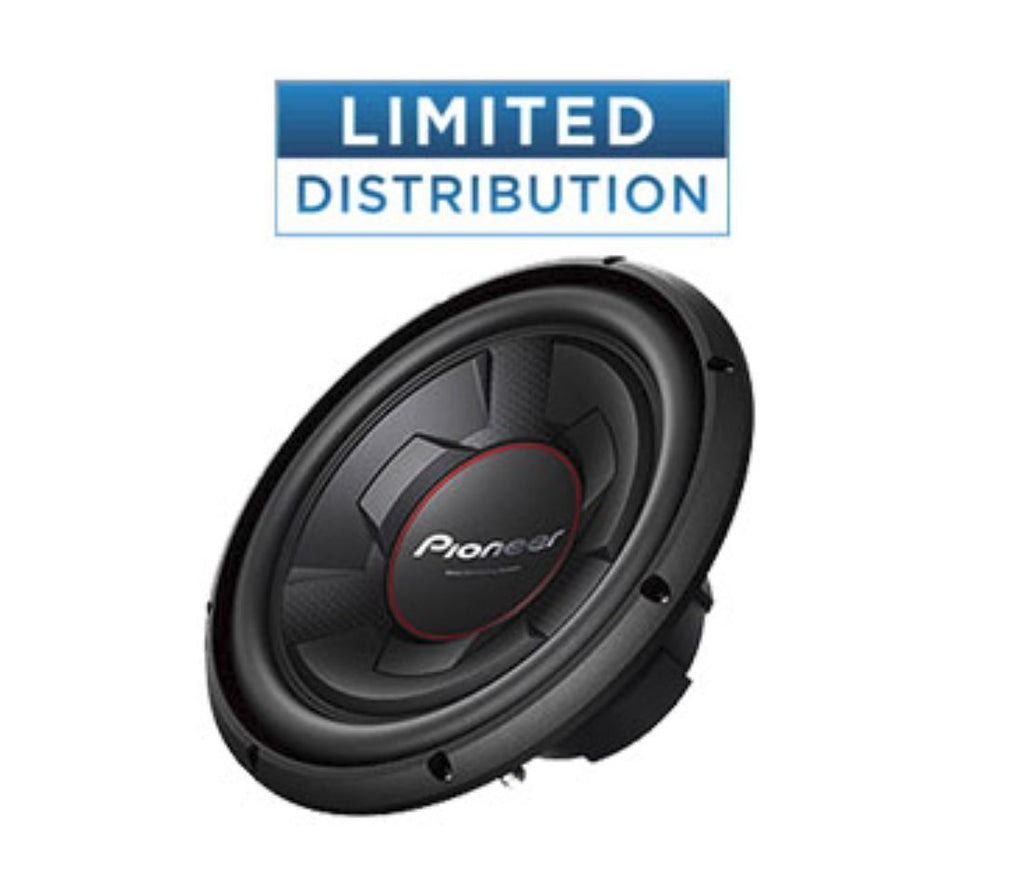 "Pioneer TS-W306R 12"" Subwoofer - Freeman's Car Stereo"
