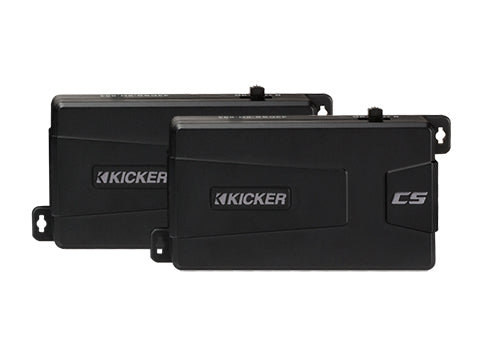 Kicker 43CSS684 CS 6x8-Inch Component Speakers - Freeman's Car Stereo