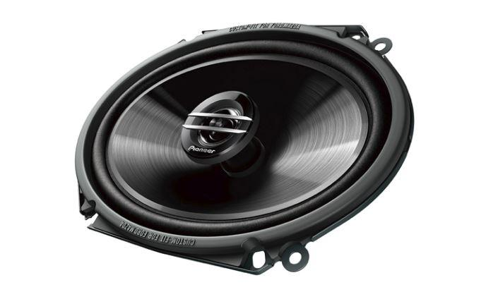 "Pioneer TS-G6820S 6"" x 8"" 2-Way Coaxial Speaker 250W Max. / 40W Nom. - Freeman's Car Stereo"