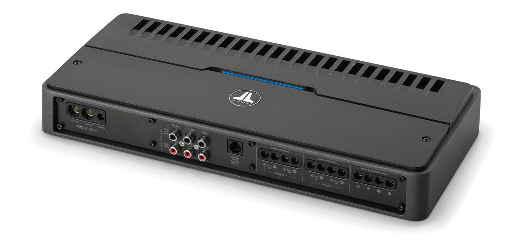 JL Audio RD900/5: 5 Ch. Class D System Amplifier, 900 W - Freeman's Car Stereo