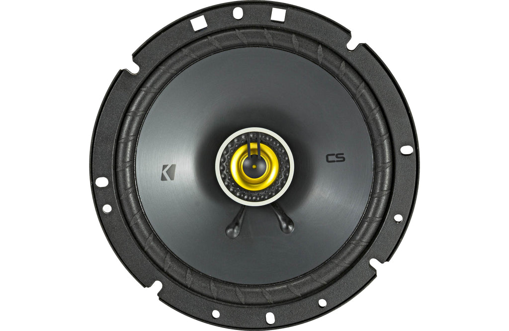 "Kicker 46CSC674 CS-Series 6-3/4"" inch Coaxial Speakers"