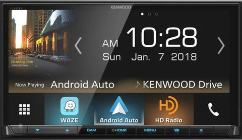 "Kenwood DDX795 6.95"" Bluetooth & HD Radio"