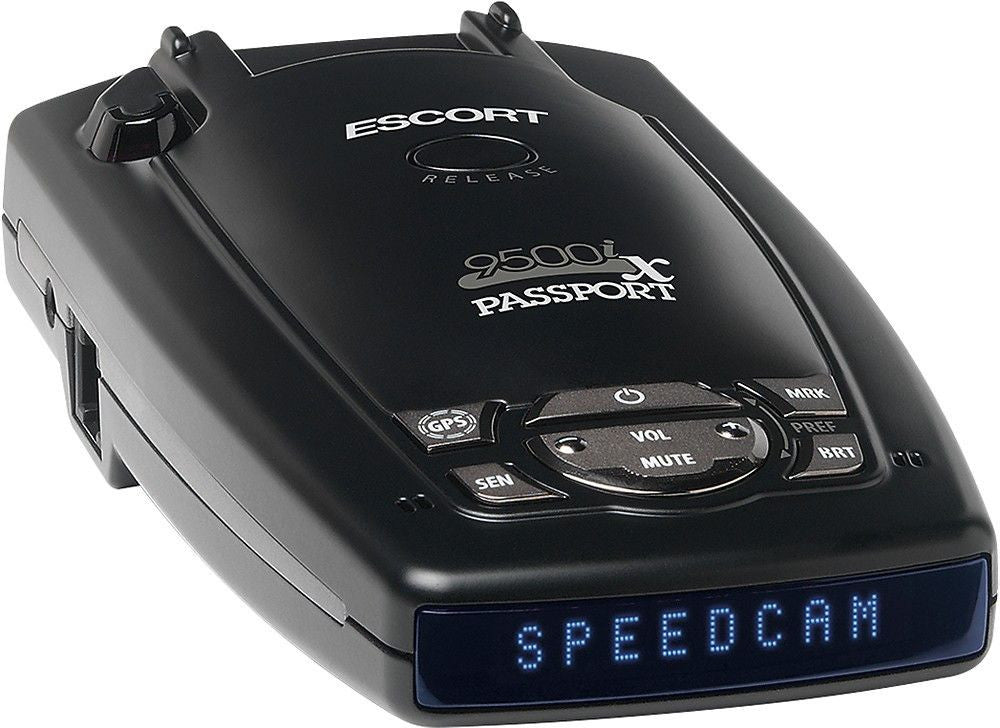 Escort Passport 9500ix Radar Detector - Freeman's Car Stereo