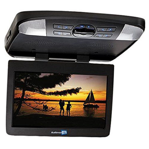 Audiovox AVXMTGHR1DA - 7 inch headrest monitor with built-in DVD player