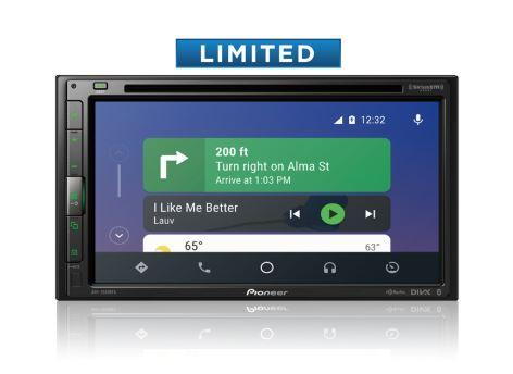 "Pioneer AVH-2550NEX Multimedia DVD Receiver with 6.8"" WVGA Display, Apple CarPlay, Android Auto"