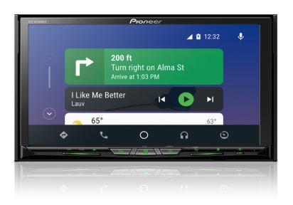 "Pioneer AVH-W4500NEX In-Dash Multimedia Receiver with 6.94"" WVGA Clear Resistive Touchscreen Display - Freeman's Car Stereo"