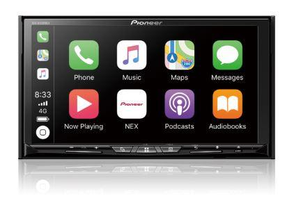 "Kenwood DNX995S 6.75"" In-Dash Navigation, Apple CarPlay, Wireless Android Auto"