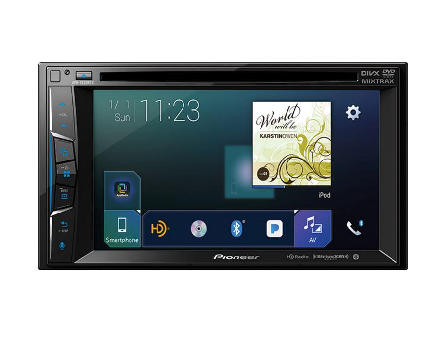 "Pioneer AVH-1330NEX Multimedia DVD Receiver with 6.2"" WVGA Display - Freeman's Car Stereo"