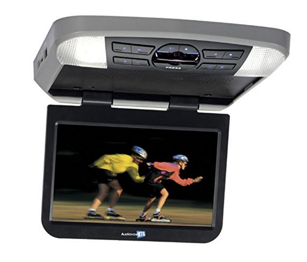"Audiovox AVXMTG10UHD - 10"" widescreen LED backlit monitor / DVD player - Freeman's Car Stereo"