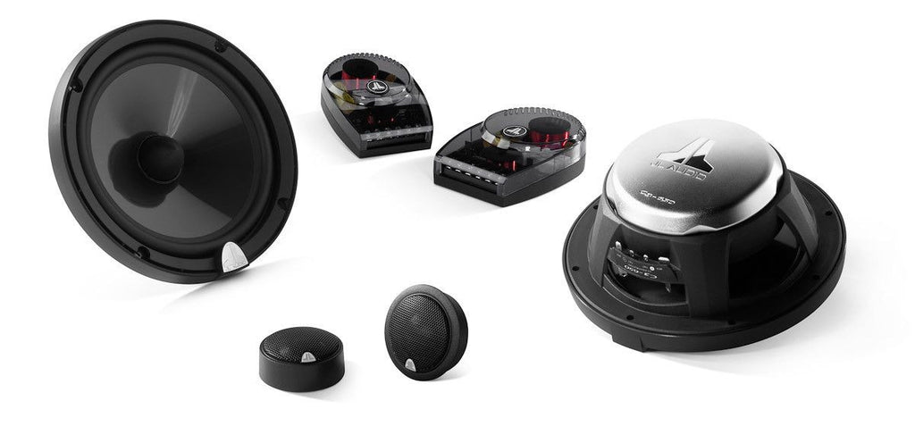"JL Audio C3-650 - 6.5"" 2-Way Convertible Component / Coaxial System - Freeman's Car Stereo"