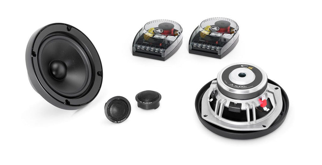 JL Audio C5-525 - 2-Way Component System - Freeman's Car Stereo