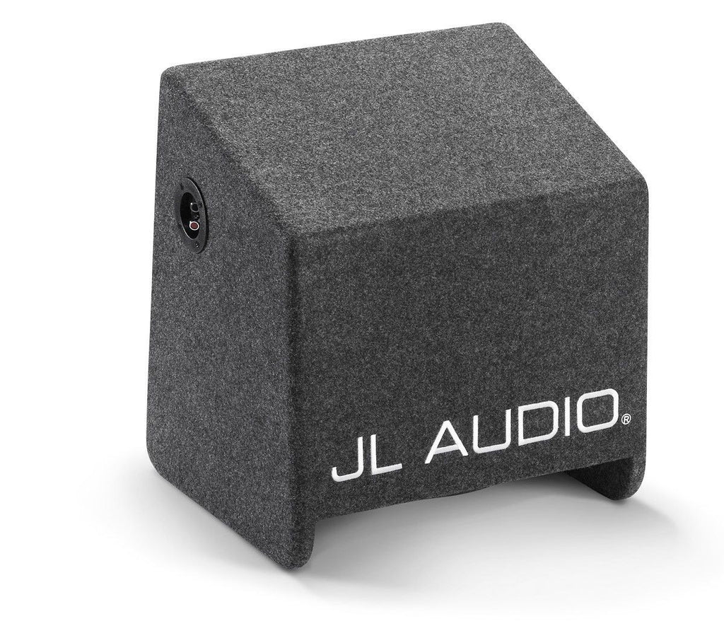 JL AUDIO CP110-W0v3 - Single 10W0v3 BassWedge, Ported, 4 Ω - Freeman's Car Stereo