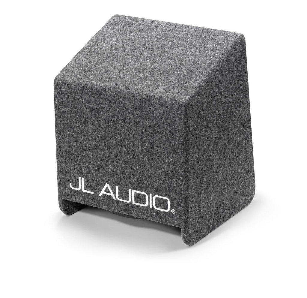 JL AUDIO CP112-W0v3 - Single 12W0v3 BassWedge, Ported, 4 Ω - Freeman's Car Stereo