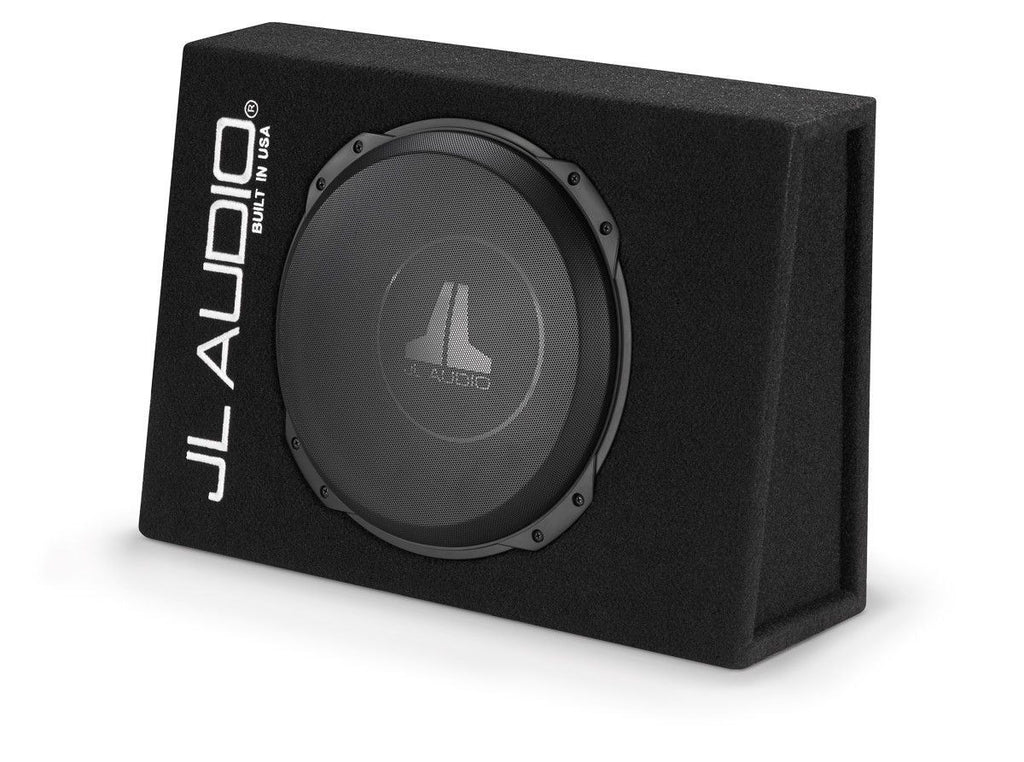 JL AUDIO CS112TG-TW3 - Single 12TW3 Truck PowerWedge, Sealed, 2 Ω - Freeman's Car Stereo