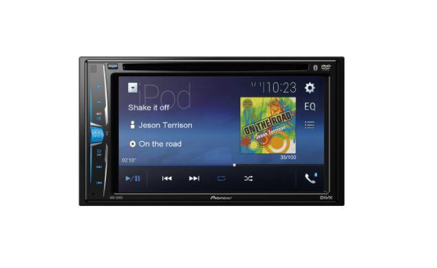 Pioneer AVH-201EX Multimedia DVD Receiver - Freeman's Car Stereo