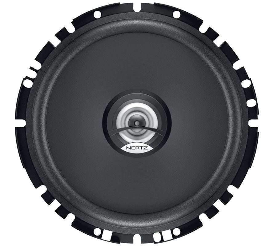 Hertz Dieci DCX 170.3 - 2-Way Coaxial Speaker - Freeman's Car Stereo